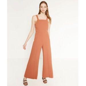 Zara Side Print Jumpsuit